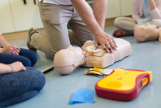 CPR vs AED: What's the Difference?
