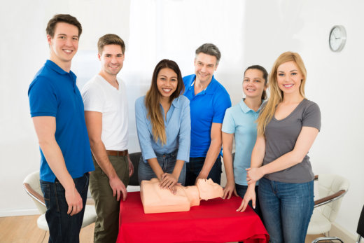 The Importance of CPR Training in the Workplace