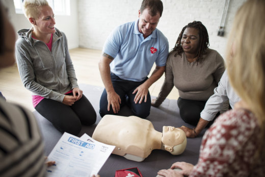 What to Consider When Taking CPR Training