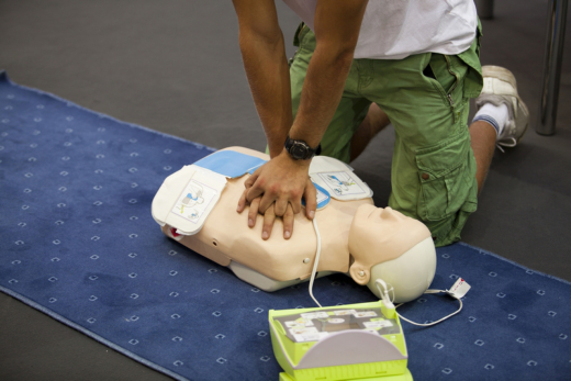 How an AED Helps the Heart