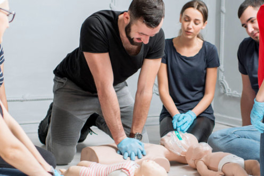 Importance of First Aid Training